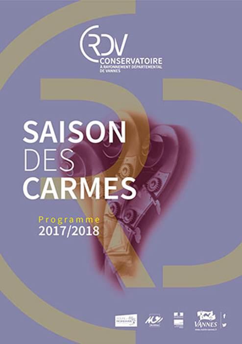 Saison des Carmes: concert en trios
