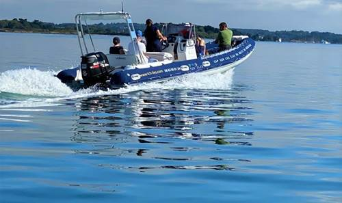 TCH'ILES croisières dans le Golfe du Morbihan