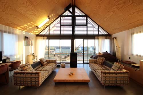 Surf House de Sainte Barbe - Maison 12 personnes