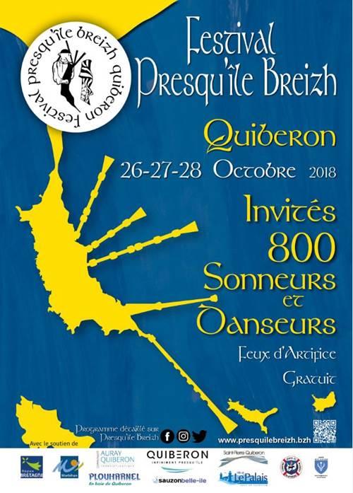 Festival Presqu'ile Breizh