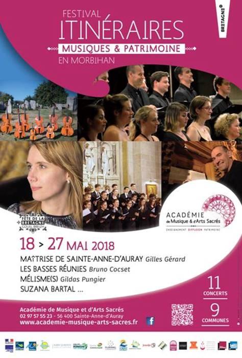Festival Routes 2018 - Closing concert of the festival: Cum jubilo!