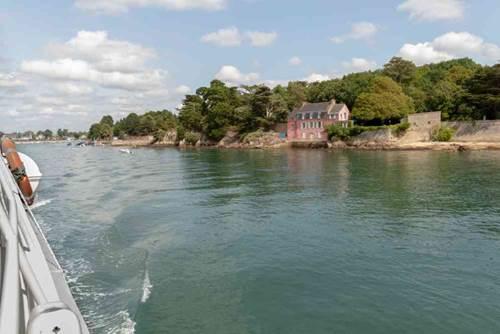 Golfe du Morbihan : Rallye découverte « Terre et Mer », 2 îles à la journée avec NAVIX
