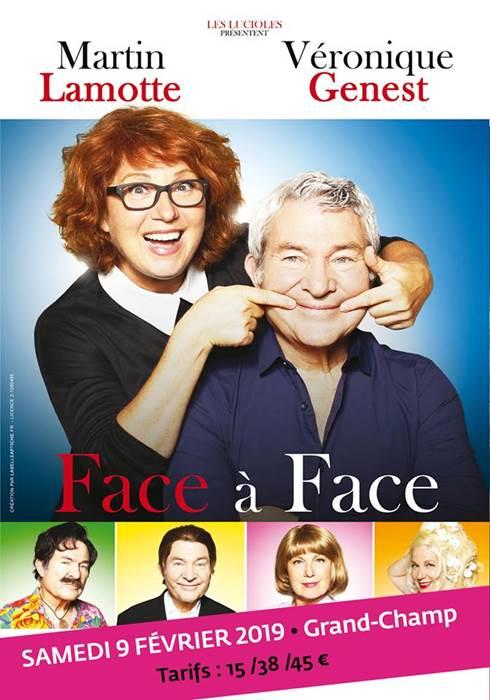 Théâtre : Face à face