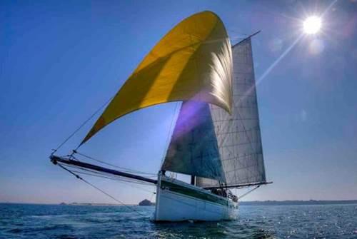 Nouveauté ! Journée de remotivation d'équipes en voilier traditionnel avec West Avel