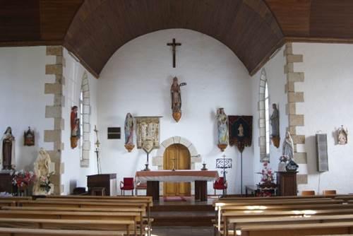 Chapelle Saint-Goal