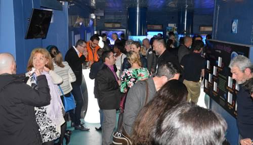 Retour sur la soirée Club Morbihan Affaires A l'aquarium de VANNES Jeudi 16 Mars 2017