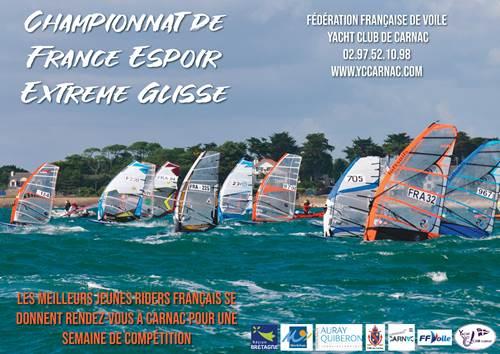 Championnat de France Espoir Extrême Glisse