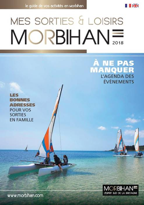 Mes Sorties & Loisirs en Morbihan 2018
