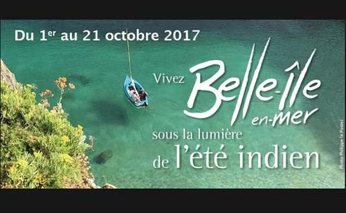 Vivez Belle-île-en-Mer sous la lumière de l'été indien 2017