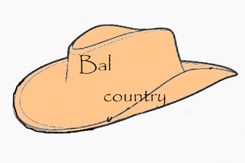 Bal country à Langonnet