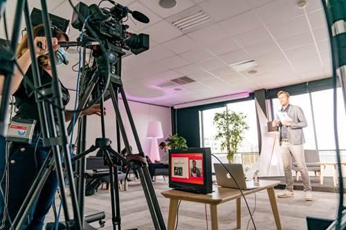 La technologie et le digital au service de votre événement en ligne !