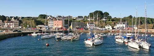 Port de plaisance de l'Ile de Groix