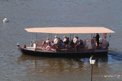 Bato-Margot - croisières fluviales