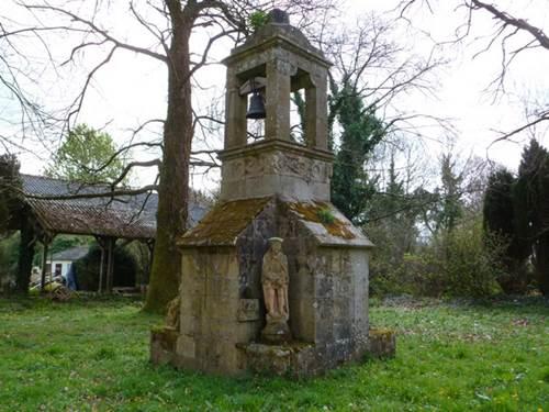 Vestiges de la Chapelle de Saint-Adrien