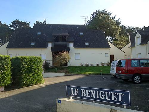 Agence Interhome - Le Béniguet - FR2618.104.1
