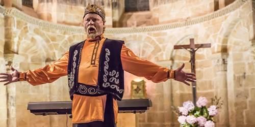 Concert de « Valery Orlov–la Grande voix Russe