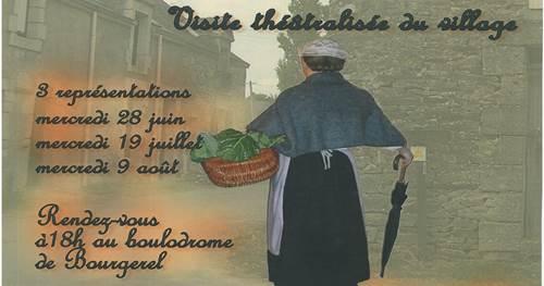 Visite théâtralisée de Bourgerel