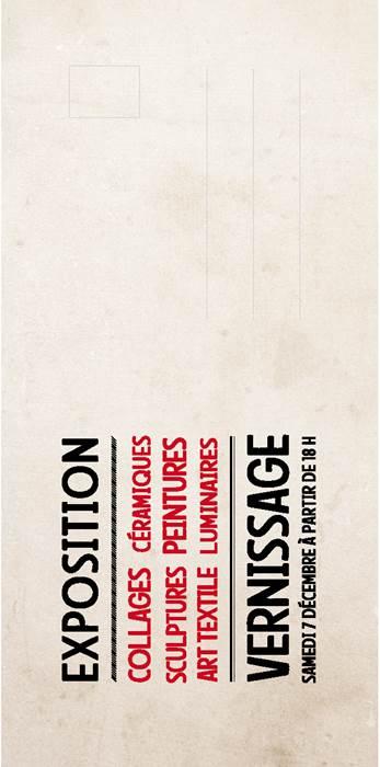 Exposition Collective - Rendez-vous chez Gwen Saison 2