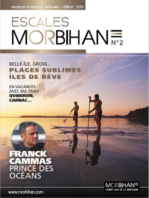 Escales Morbihan  édition 2016 N°2