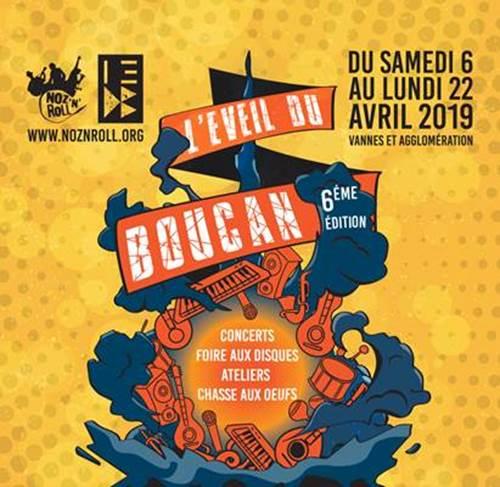 Festival l'Eveil du Boucan #6 : concerts gratuits