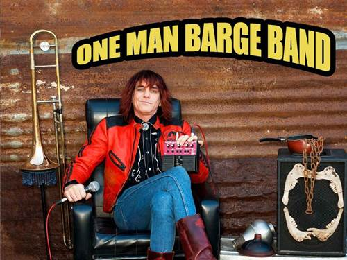 Concert : One Man Barge Band