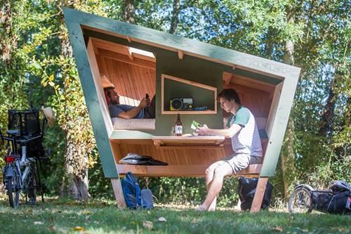 Neuheiten Camping Tindio