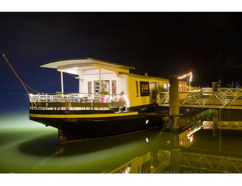 Restaurant Piano Barge