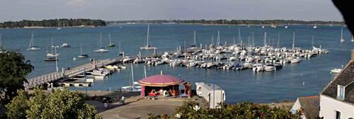Port de plaisance de Locmariaquer