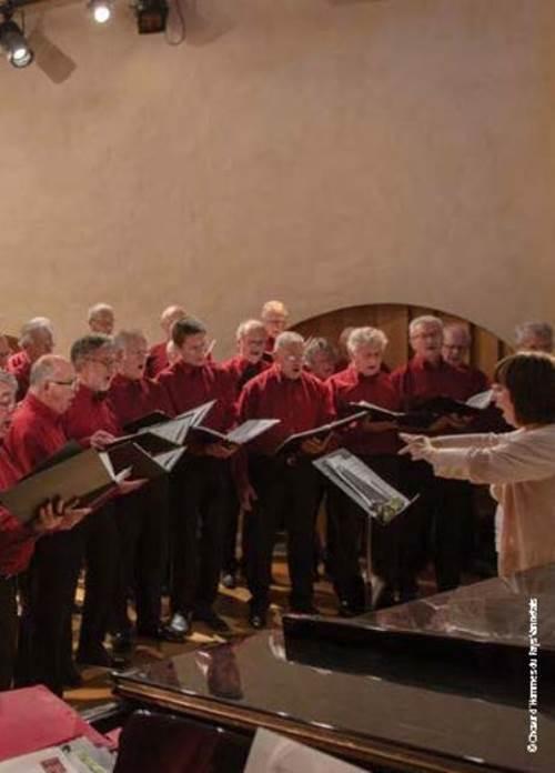 Center Athéna - Concert of the Choir d'Hommes du Pays Vannetais