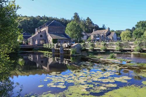 LA GACILLY : séjour au vert « Green Morbihan ». Les BOLS d'AIR© de BLB Tourisme