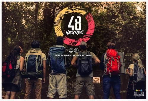 Retour à l'essentiel en pleine nature : 48 Heures - Wild Breizh Aventure