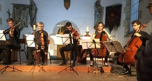 Concert de l'Académie de Musique de Chambre
