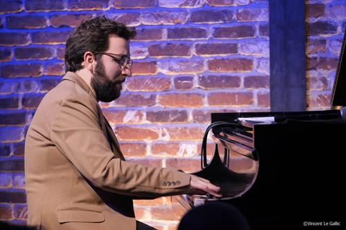 Nuit du Jazz : Laurent Coulondre Trio