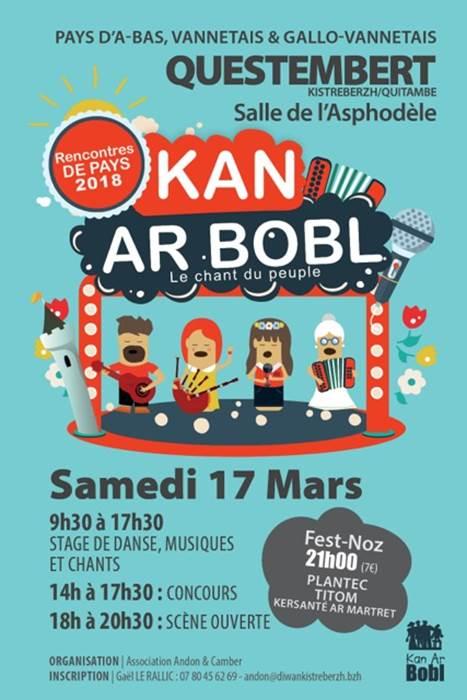 Fest-Noz Kan ar Bobl