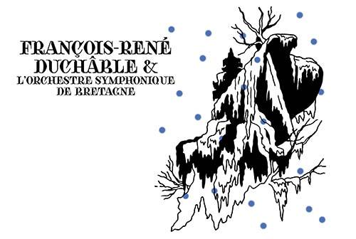Concert de François-René Duchâble & l'Orchestre Symphonique de Bretagne