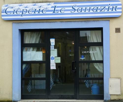 Crêperie Le Sarrazin