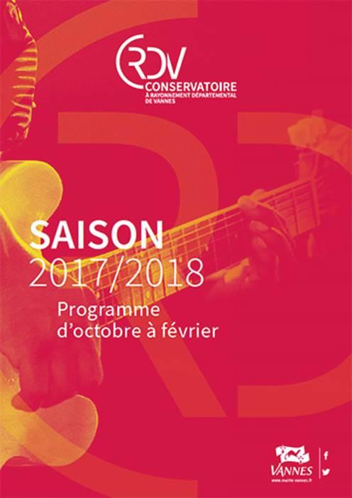 Conservatoire de Vannes: l'orchestre symphonique et la classe de chant