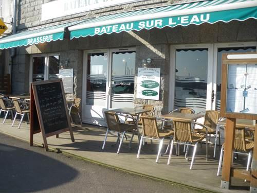 Restaurant Bateau sur l'Eau