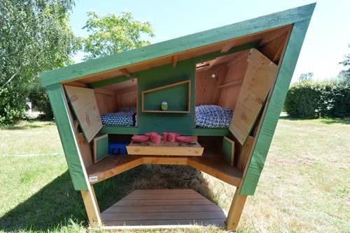 Nieuw Camping Tindio