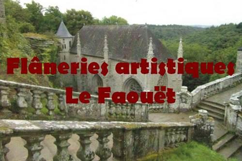 Les flâneries artistiques au Faouët : concert du duo Jerry O'Connors et Gilles Le Bigot