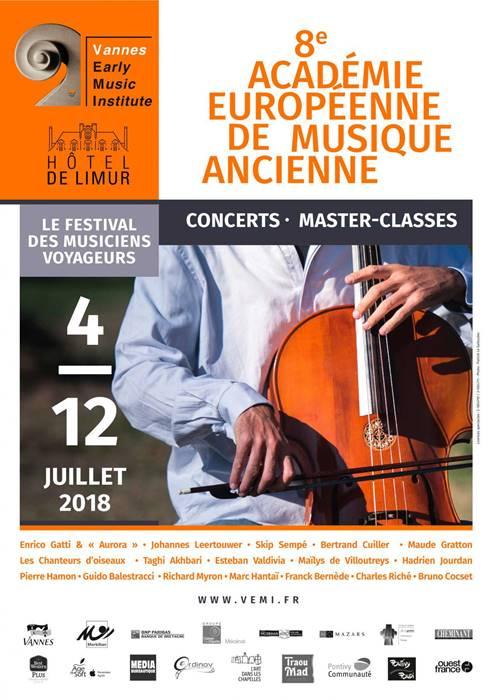 Le Festival des Musiciens Voyageurs - Concert de Clotûre
