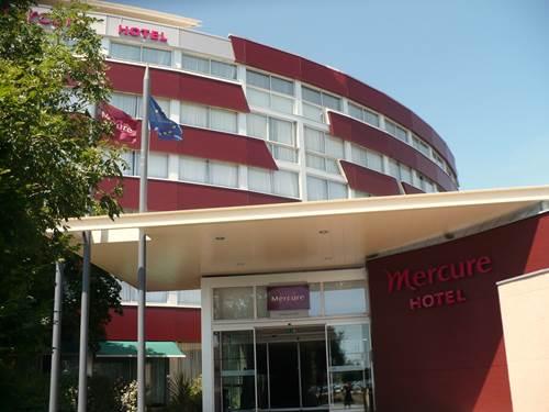Mercure Vannes le Port 4*