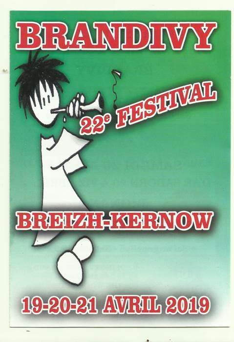 22ème festival Breizh Kernow : fest-noz Ceili