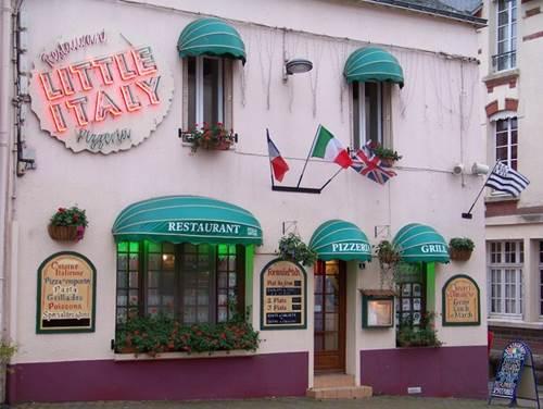 Restaurant-Pizzeria Little Italy