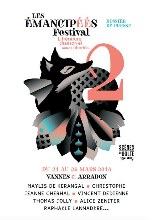Le Festival Les Emancipéés: Littérature, Chanson et autres Libertés