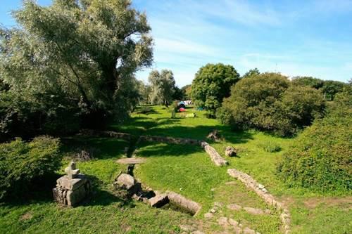 Camping-Brunnen
