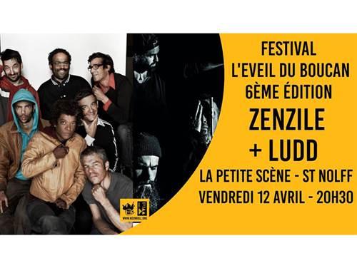 Festival l'Eveil du Boucan #6 : ZENZILE + LUDD