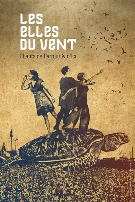 Concert Les Elles du Vent à Crac'h