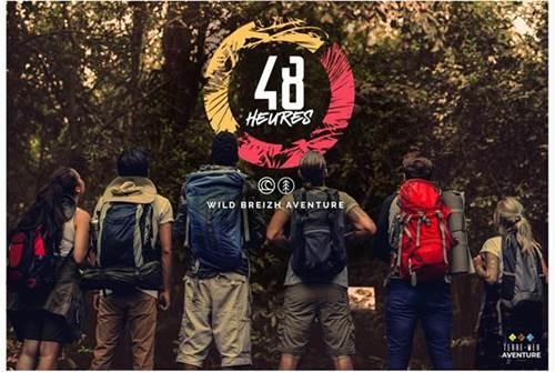 Nouveauté ! Retour à l'essentiel en pleine nature : 48 Heures - Wild Breizh Aventure
