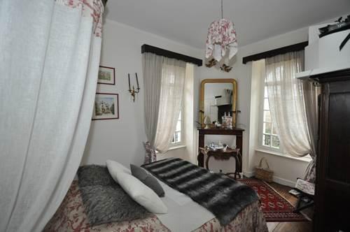 Kerloarfleu Manoir en ville - Chambres d'hôtes